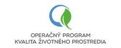 Operačný program Kvalita životného prostredia – logo